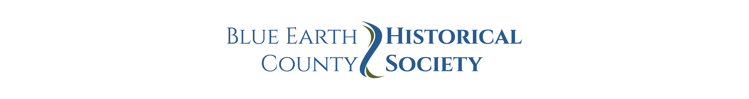 Blue Earth County Historical Society Logo