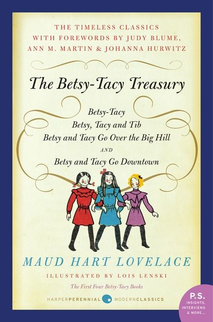 The Betsy-Tacy Treasury Image