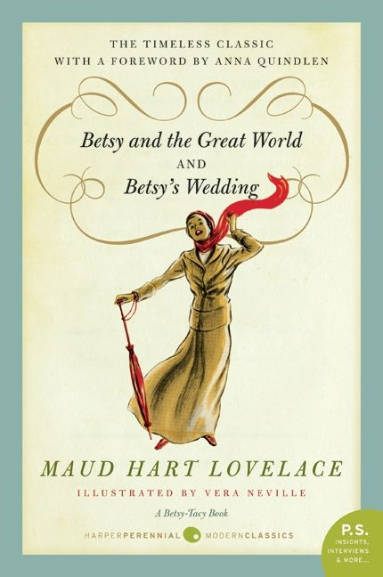 Betsy and the Great World / Betsy