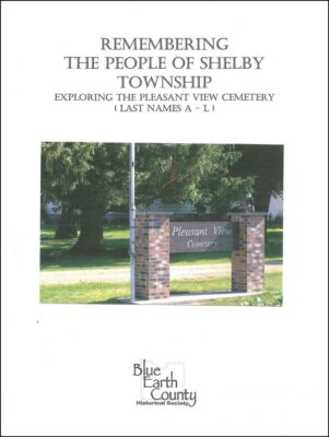 Remembering the People of Shelby Township, Pleasant View, Volume 1 Image