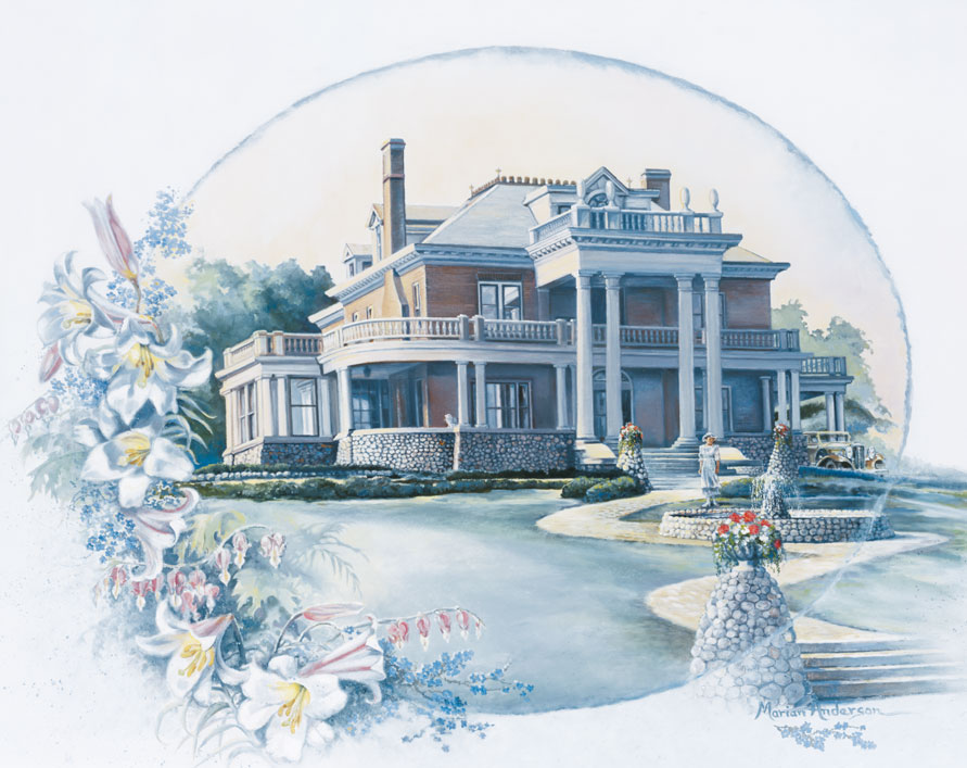 A Time Remembered: Schmidt Mansion Image