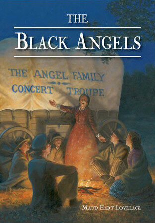 The Black Angels, by Maud Hart Lovelace