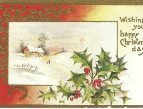 Christmas of 1885