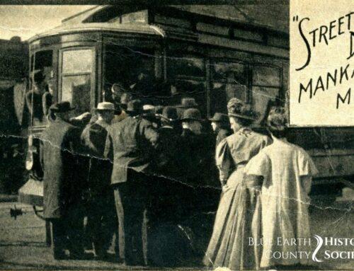 History of Mankato's Streetcar Systems