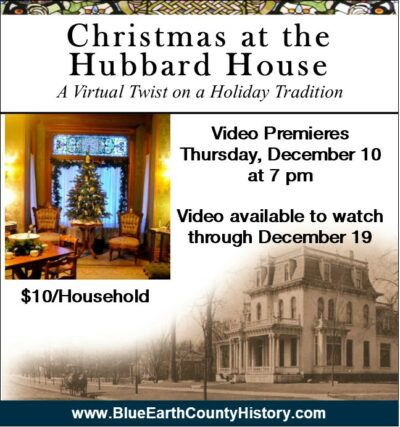 Christmas at the Hubbard House - Ticket Image