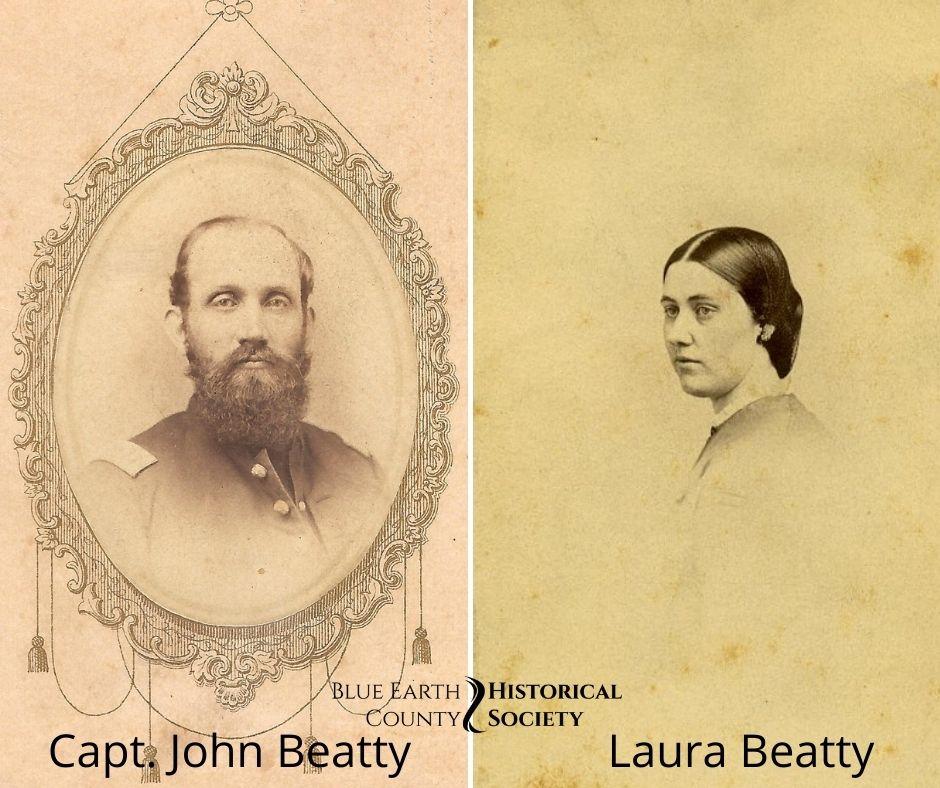John and Laura Beatty