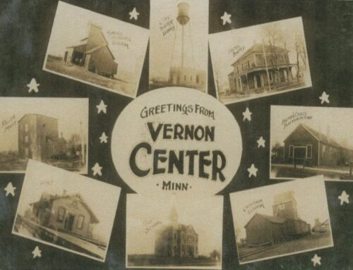 The Heritage of Vernon Center