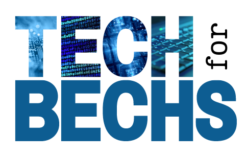 Tech for BECHS spring campaign logo