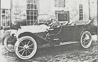 Louis Mayer's original Mankato V-8 car, the Mayer Special.
