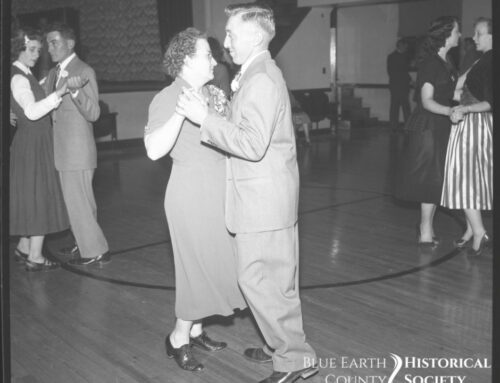 Blue Earth County Banned Dancing