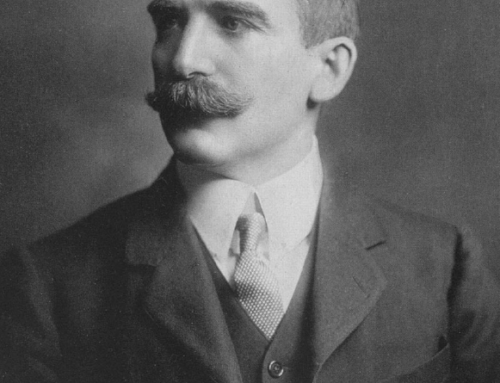 Sir Henry Wellcome Hails from Garden City