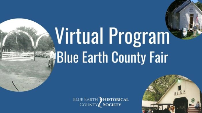 Opening slide for BECHS Blue Earth County Fair virtual presentation