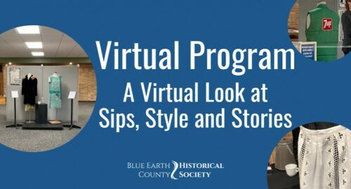"""Introduction to BECHS' virtual tour of """"Sips, Styles and Stories"""" exhibit"""