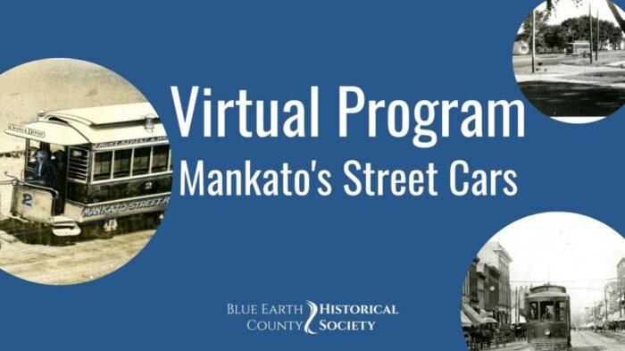 Opening slide to Mankato's Street Cars presentation
